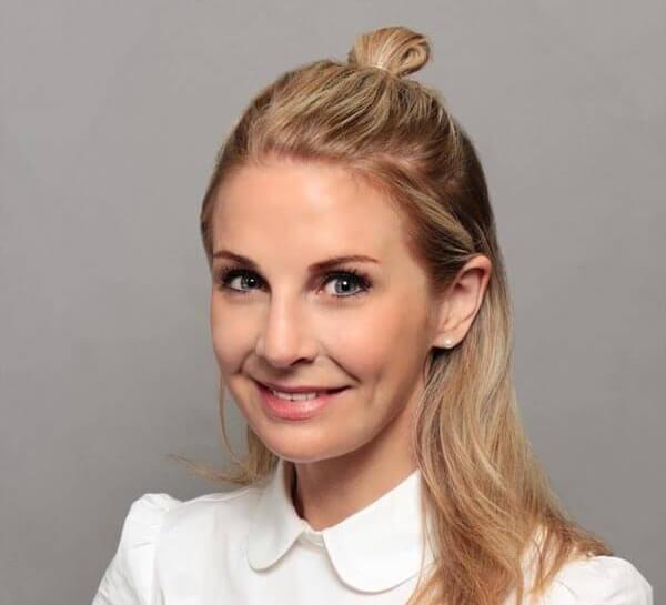 Nadine Glawe, Chief Customer Officer bei smileunion